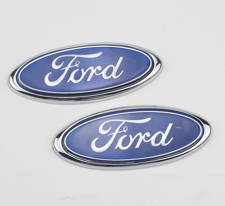 OEM 11.5CM*4.5CM for FORD car trunk sticker