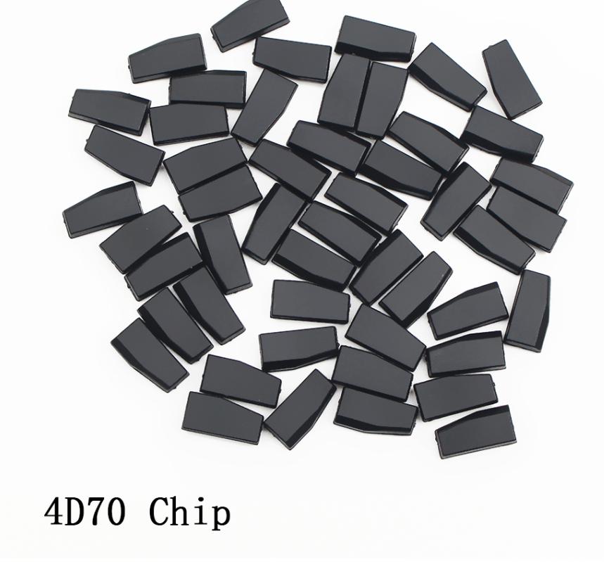 LOCKSMITHOBD OEM CN4D70 (4D60) Blank Chip (Carbon) 80BIT Pg1: FF (TP06/19)  for Generating 61/62/65/66/67/68/69/6A/6B/72G/82 (Aftermarket) Free shipping