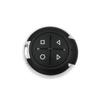 KEYDIY 5pcs/lot  B31  4 Buttons  General Garage Door Remote for KD900 URG200 KD-X2/KD MINI Remote Generater