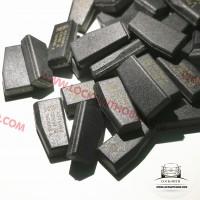 LOCKSMITHOBD Original PCF7939FA Chip ID49 Blank Chip (Carbon) for Ford / Mazda 2015+ (HITAG Pro) Free shipping