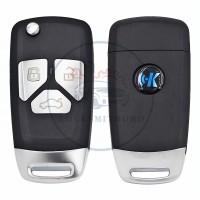 KEYDIY B series B27  3 button universal remote control 5pcs/lot  for KD-X2 mini KD