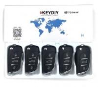 KEYDIY NB series NB11  3 button universal remote control 5pcs/lot  for KD-X2 mini KD