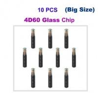 LOCKSMITHOBD Original ID4D60 (T7) Glass Transponder chip Free shipping