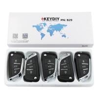 KEYDIY B series B29  3 button universal remote control 5pcs/lot  for KD-X2 mini KD