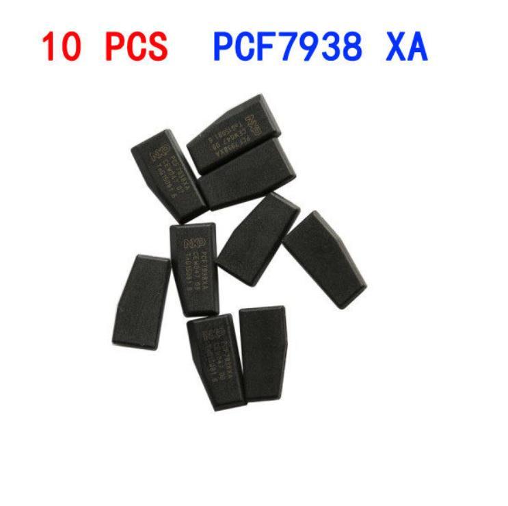 LOCKSMITHOBD Original PCF7938XA ID47  Transponder Chip  Free shipping