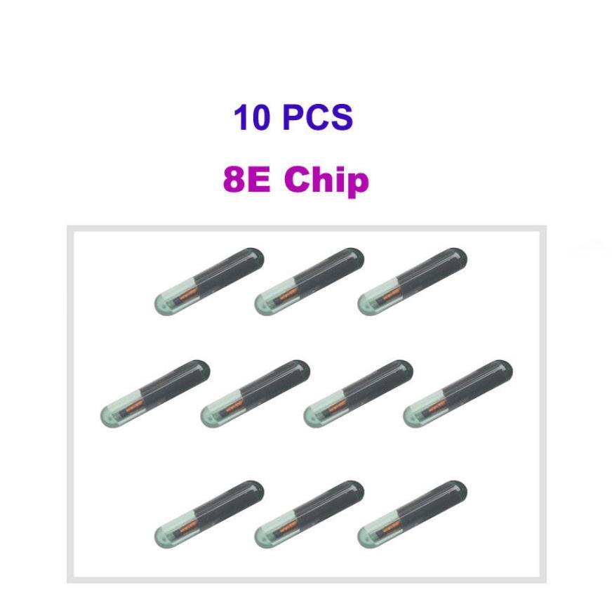 LOCKSMITHOBD Original ID 8E glass chip for Honda Free shipping