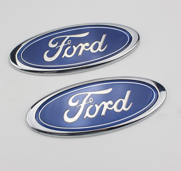 OEM 15CM*6CM for FORD car trunk sticker