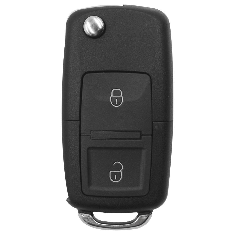 LOCKSMITHOBD 10PCS/LOT Xhorse B5 Style Remote Key 2 Buttons Board for VVDI Key tool XKB508EN
