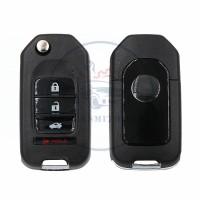 KEYDIY NB series NB10  3+1 button universal remote control 5pcs/lot  for KD-X2 mini KD