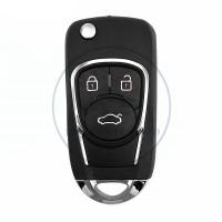 KEYDIY NB series NB22  3 button universal remote control 5pcs/lot  for KD-X2 mini KD