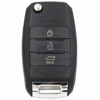 KEYDIY B series B19  3 button universal remote control 5pcs/lot  for KD-X2 mini KD for KIA style