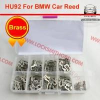LOCKSMITHOBD New Arrived HU92 BMW Car Lock wafer Car Reed For Repair Free shipping