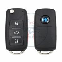 KEYDIY NB series NB08  3+1 button universal remote control 5pcs/lot  for KD-X2 mini KD