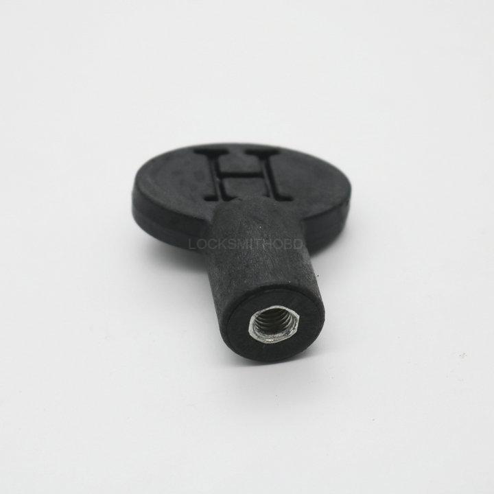 LOCKSMITHOBD Defu Key Cutting Machines Spare Parts Hand Grip Free Shipping (2pcs)