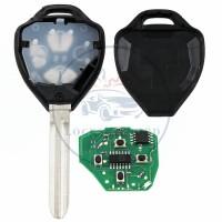 KEYDIY B series B05 3 button universal remote control 5pcs/lot  for KD-X2 mini KD For Toyota Style