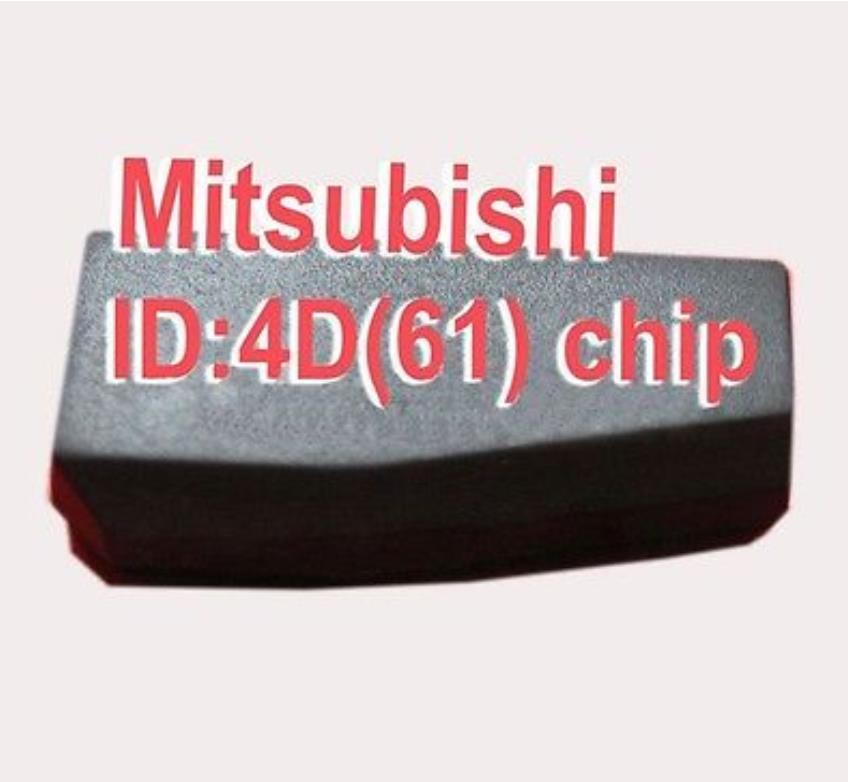 LOCKSMITHOBD Original ID4D61 (T19) Mitsubishi Transponder chip Free shipping