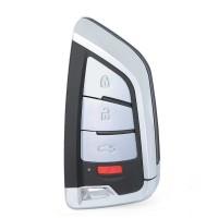 LOCKSMITHOBD 10PCS/LOT ْXhorse XSKF20EN Universal Smart Proximity Key for VVDI2/VVDI Mini Key