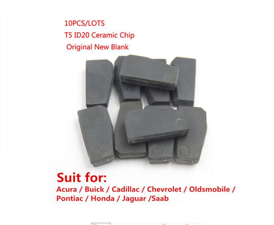 LOCKSMITHOBD Original T5 (Ceramic) Transponder chip Free shipping